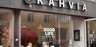 Good Life Coffee. Kahvia is the Finnish word for coffee | andershusa.com