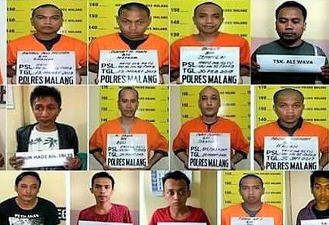 24 Tahanan Kabur dari 2 Polsek, Polda Jatim Memprihatinkan. Foto Istimewa