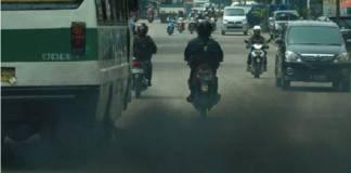 Udara Kotor/Polusi udara/Foto via kbr.id/Nusantaranews
