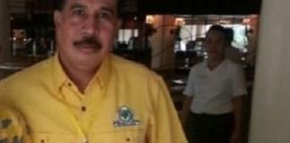 Ketua Pemenangan Pemilu Partai Golkar Wilayah Timur, Aziz Samual. Foto: Dok. Tribunnews