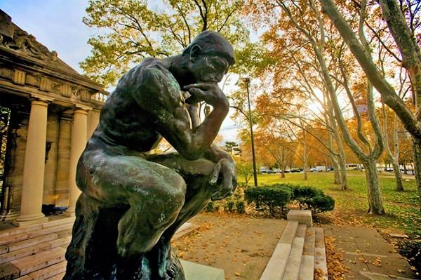 Auguste Rodin - The Thinker | Daxnatur