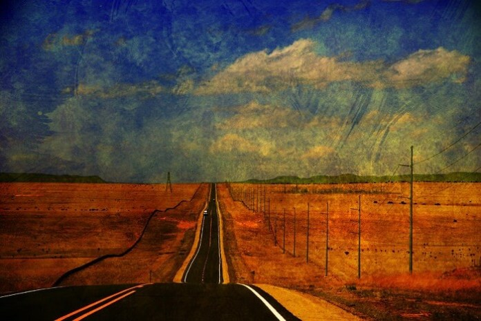 """On The Road Again,"" by Susanne Van Hulst | fineartamerica.com"
