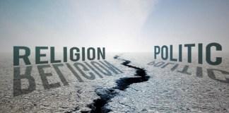 Agama dan Politik/Sekulerisme/Ilustrasi via nuun/Nusantaranews