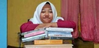 Asa Firda Inayah (Afi) remaja. Foto: Istimewa