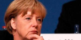 Kanselir Jerman Angela Merkel/Foto via viva/nusantaranews
