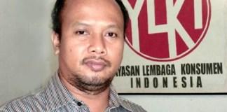 Ketua Harian YLKI, Tulus Abadi/Foto via detak/Nusantaranews