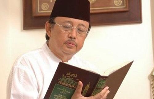 Mantan Waketum PBNU, Slamet Effendy Yusuf. Foto: Dok. Headlineislam.com
