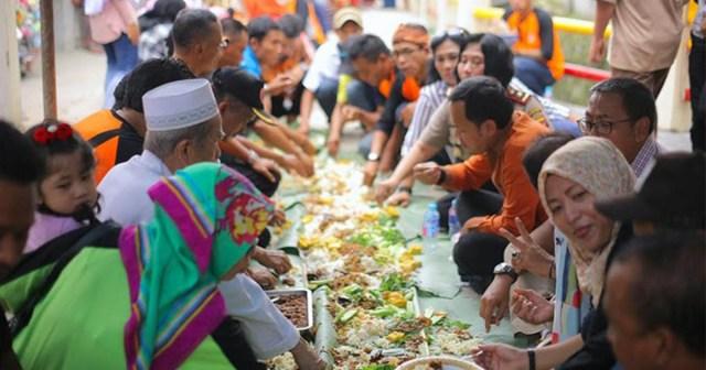 Tradisi Munggahan/Foto Istimewa/Nusantaranews