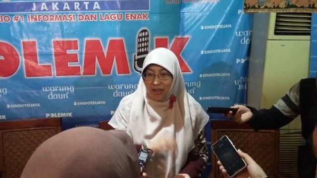 Anggota DPR RI Komisi X, Ledia Hanifa. Foto Ucok Al Ayubbi/ NUSANTARAnews.co