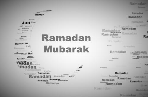 Ramadan - Typography Art by juba_paldf - via DeviantArt