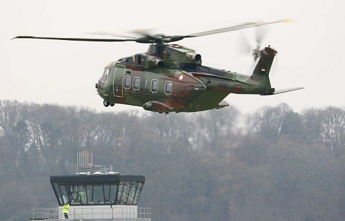 Helikopter Agusta Westland AW101. Foto: ASEAN Military Defense Review