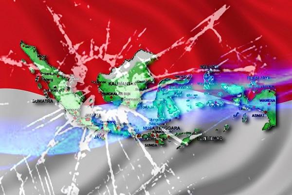 Indonesia dalam ancaman negara gagal/Foto Ilustrasi/Nusantaranews
