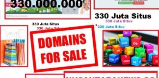 Nama Domain di Internet Capai 330 Juta Situs. Ilustrasi: NUSANTARANEWS.CO