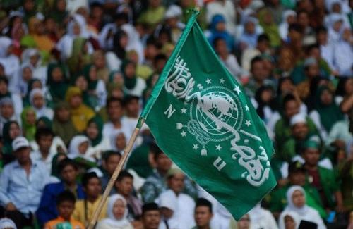 Bendera NU Berkibar (Ilustrasi). Foto: Dok. NU Online