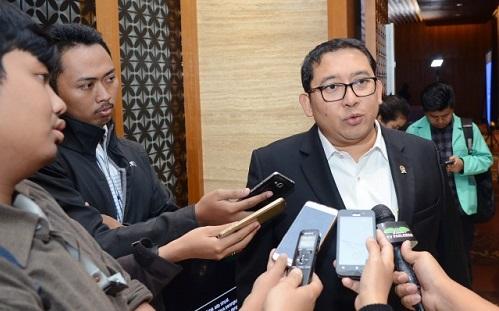 Wakil Ketua DPR RI, Fadli Zon. Foto Syaifuddin Ahrom/ NUSANTARANEWS.CO