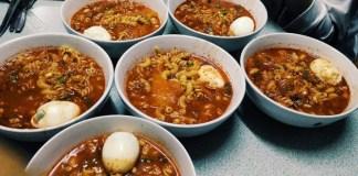 Kuliner Seblak/Foto via southeast/Nusantaranews