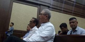 Mantan Direktur Utama (Dirut) PT Duta Graha Indah (DGI), Dudung Purwadi. Foto: Dok. Kompas.com