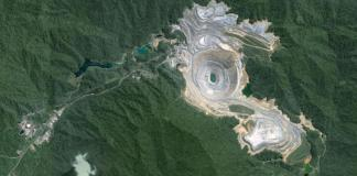PT Newmont Nusa Tenggara/Foto dari udara/Istimewa/Nusantaranews