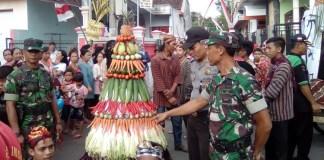 Tradisi Kirab Bersih Desa Gedog/Foto Dok. Pribadi/Nusantaranews