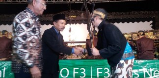 Wabup Ponorogo/Foto Nurcholis/Nusantaranews