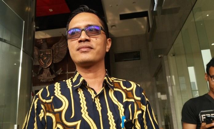 Kabiro Humas Komisi Pemberantasan Korupsi (KPK), Febri Diansyah. Foto Restu Fadilah/ NUSANTARANEWS.CO