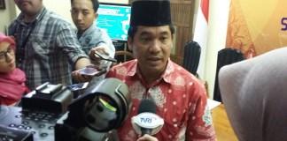 Direktur Lingkar Madani Indonesia, Ray Rangkuti . (Foto: Ucok Al Ayubbi/Nusantaranews)
