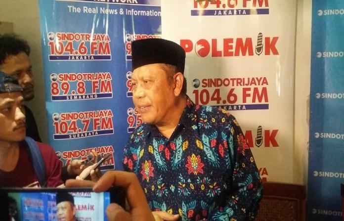 Pengamat hukum, Eggi Sudjana. (Foto: Ucok Al Ayubbi/Nusantaranews)