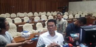 Anggota Komisi XI DPR, M. Misbakhun. (Foto: Ucok Al Ayubbi/NusantaraNews)