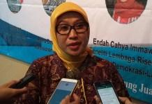 Anggota Bawaslu RI, Ratna Dewi Pettalolo/Foto Ucok AA/Nusantaranews