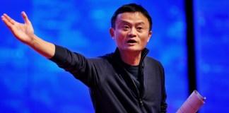 Pengusaha Cina, CEO Alibaba Jack Ma/Foto fortuned.com/Nusantaranews
