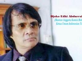 Djoko Edhi Abdurrahman. Foto Ilustrasi: NusantaraNews.co