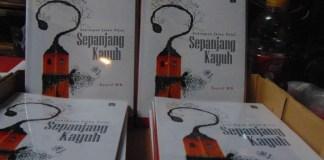 """Cover buku puisi """"Sepanjang Kayuh"""" karya Syarif WB. Foto: FF/Istimewa"""