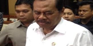 Jaksa Agung, HM Prasetyo. (Foto: Deni Muhtarudin/Nusantaranews)
