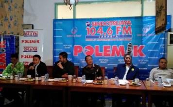 Dirjen Pembangunan & Pemberdayaan Masyarakat Desa Kemendes, Taufik Madjid. Foto Ucol Al Ayubbi/ NusantaraNews.co
