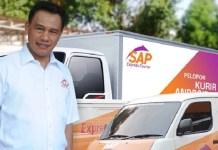 Presiden Direktur SAP Express Budiyanto Darmastono. Foto: Dok. Istimewa/ NusantaraNews.co