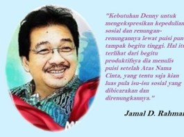 Ilustrasi Denny JA (NusantaraNews.co)
