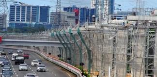 Proyek Jalan Tol. (Foto: Ilustrasi/Antara