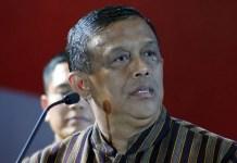 Jenderal TNI (Purn) Djoko Santoso/Foto via geotimes/Nusantaranews