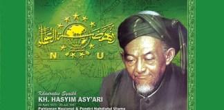 KH. Hasyim Asy'ari . Foto: Dok. Sejarah RI