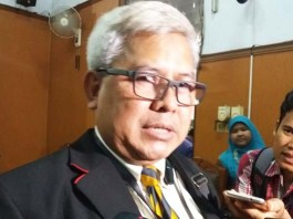 Kabiro Hukum KPK, Setiadi/Foto via zonasultra/Nusantaranews