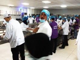 Katering Penyedia Makanan Untuk Ibadah Haji/Ilustrasi/Foto via jurnal hajiumroh/Nusantaramews