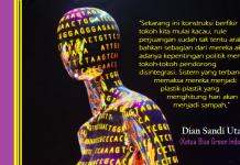 Manusia Sintesis. Ilustrasi: NusantaraNews.co