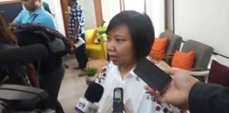 Direktur Eksekutif Migran Care, Anis Hidayah. Foto Ucok Al Ayubbi/ NusantaraNews.co