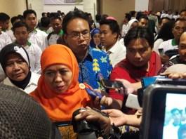 Ketum Muslimat NU Khofifah Indar Parawansa. (Foto: Yudhie/NusantaraNews)