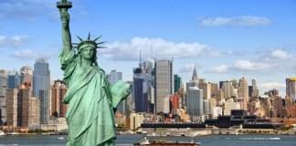 Amerika Serikat, Patung Liberty