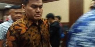 Andi Agustinus alias Andi Narogong. (Foto Restu Fadilah/NUSANTARAnews)