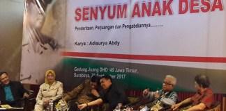 Indonesia Krisis Moral, Buku Tentang Soeharto Diluncurkan