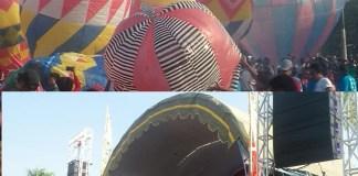 Festival Balon Udara di Ponorogo/Foto Nurcholis/Nusantaranews