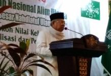 KH. Ma'ruf Amin. (Foto. Ach Sulaiman/Nusantaranews)