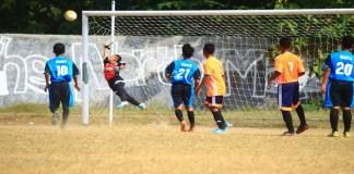 Pertandingan Liga Santri Nusantara 2017 Region DIY. (Foto: Hendris Abdullah/NusantaraNews)